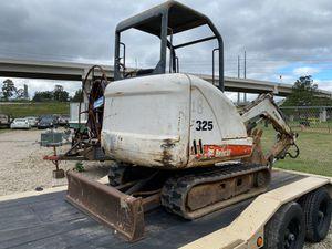 Bob cat 325 excavator for Sale in Houston, TX