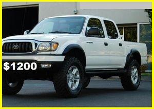 Price$1200 Toyota Tacoma for Sale in Valencia, CA