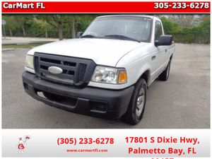 2008 Ford Ranger Regular Cab for Sale in Miami, FL
