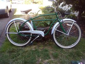 1940 wards Hawthorne cruiser bike rare for Sale in Portland, OR