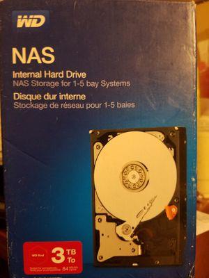 3 TB WD internal Hard drive for Sale in Tucson, AZ