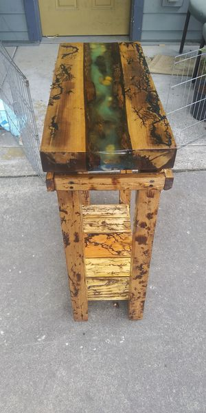 Entry table handmade for Sale in Gresham, OR