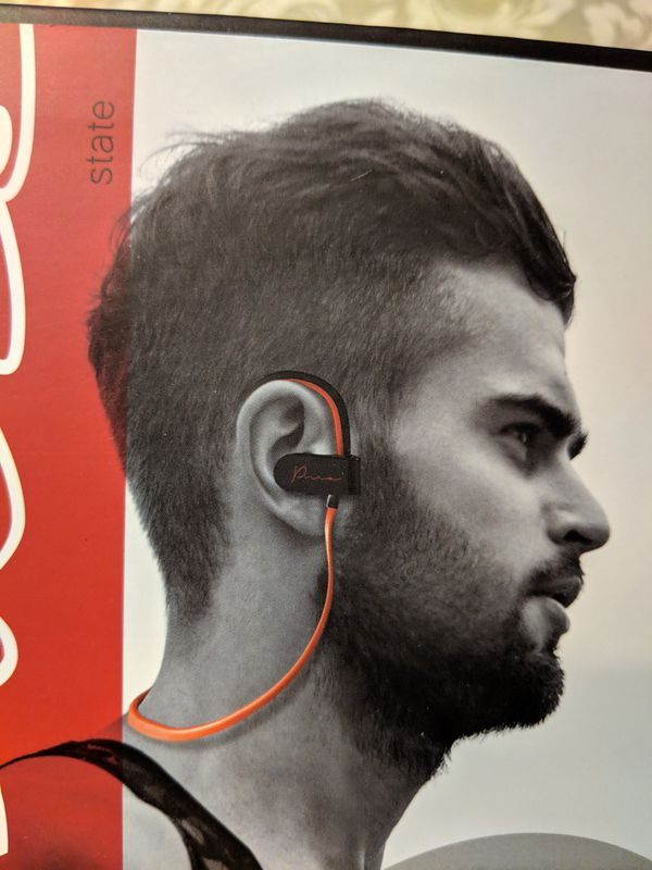 Pure Wireless Earbuds With Mic