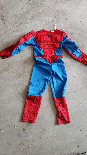 Spiderman costume kids 4-6 for Sale in Ocoee, FL