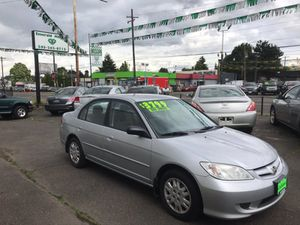 2005 Honda Civic Sdn for Sale in Portland, OR