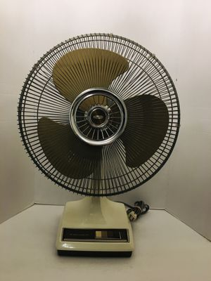 "Rare Vintage Dayton 18"" Large Oscillating Fan for Sale in Spring Hill, FL"