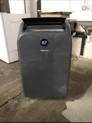 Hisense 400 sq ft 115 Volt Portable Air Conditioner for Sale in St. Louis, MO
