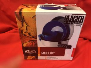 Glacier Mess Kit for Sale in Palmetto, FL
