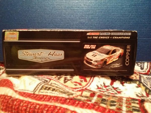 2013 Tony Stewart diecast car copper