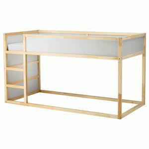 Ikea twin bed reversible kid bed OBO for Sale in Riverside, CA