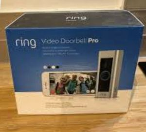 Ring video Doorbell pro for Sale in Pompano Beach, FL