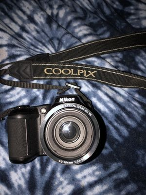 Nikon Coolpix 26x optical zoom for Sale in Glastonbury, CT