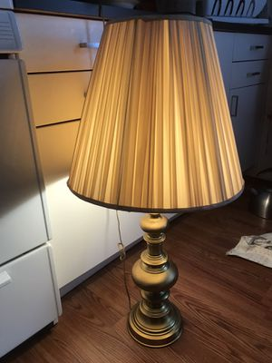 One lamp for Sale in Bloomfield, NJ