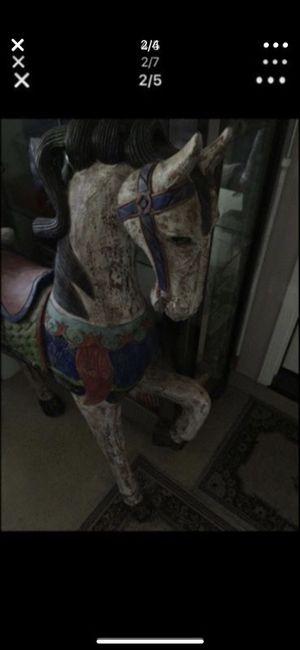 Elegant horse sculpture for Sale in Poway, CA