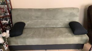 Futon bed sofa made by solid wood for Sale in Milton, FL