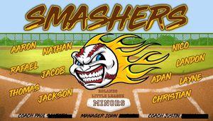Baseball Team Banner for Sale in El Cajon, CA