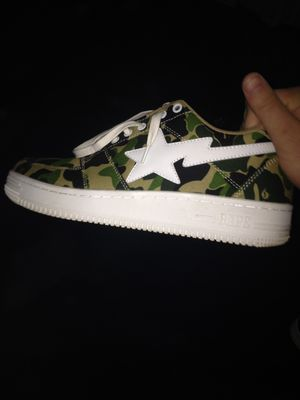 Mens bape size 12 for Sale in East Pittsburgh, PA