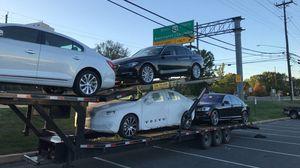 2016 Kaufman EZ 4Car Tailer for Sale in Rockville, MD