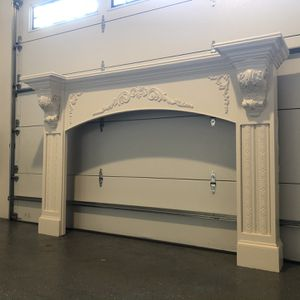 Custom Fireplace Mantle for Sale in Duvall, WA