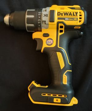 BRAND NEW DEWALT 20V MAX XR Brushless Drill/Driver, Compact - Bare Tool (DCD791)-$60 for Sale in Chula Vista, CA