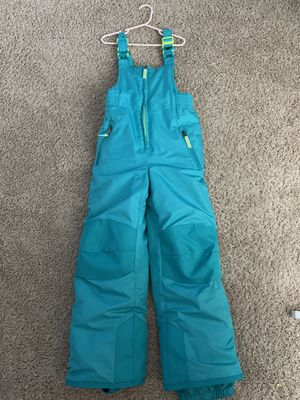 Girl snow pants for Sale in Pekin, IL