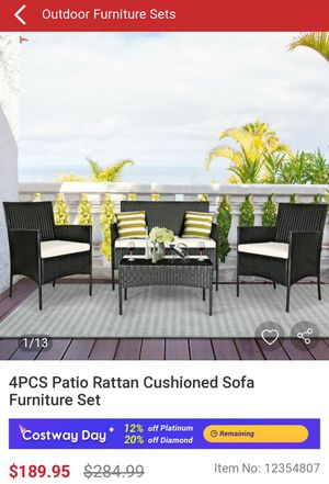 patio furniture for Sale in Lamont, CA