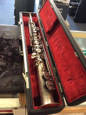 Conn Stencil Soprano Saxophone for Sale in Winter Park, FL