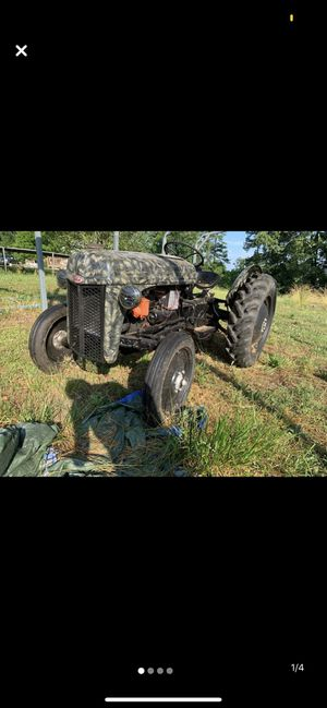 Ford 8n tractor for Sale in Seneca, SC