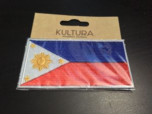 Filipino Flag Patch for Sale in San Jose, CA