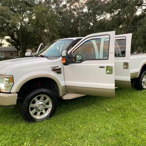 2008 Ford F350 4x4 Diesel!!! for Sale in Kissimmee, FL