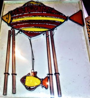 Stained Glass Wind Chime for Sale in Brooklyn, NY