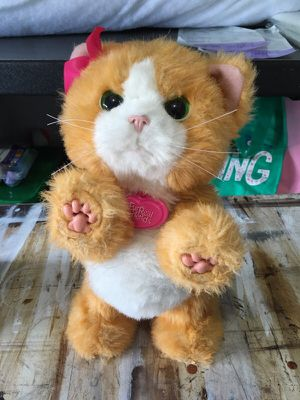 FurReal Friends Motion Cat for Sale in North Lauderdale, FL