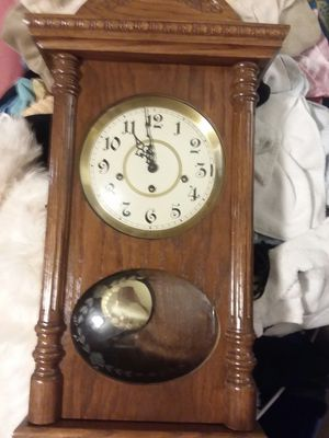 Vintage Grandfather Wall Clock for Sale in San Francisco, CA