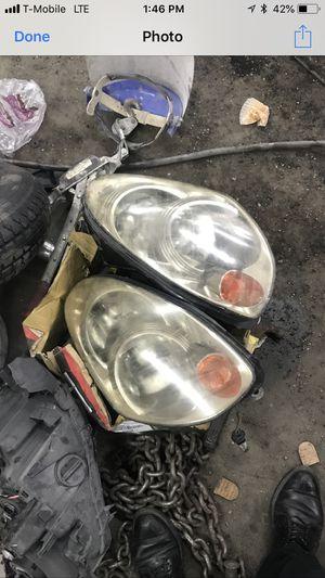 2005 infiniti g35 Headlights for Sale in Rockville, MD