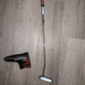 Odyssey White Hot 2.O Pro Rossie Putter - Left Handed - Like New for Sale in Sacramento, CA