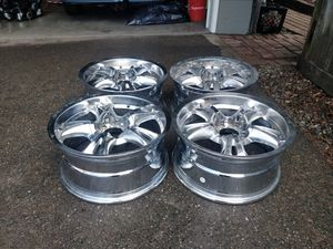 Free 6 lug wheels and tires for Sale in Shoreline, WA
