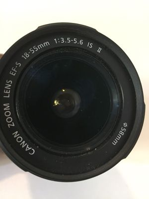 Canon 18-55mm EFS for Sale in Chicago, IL