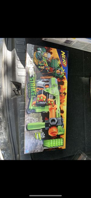 Zombie nerf gun brand new for Sale in Pacific Grove, CA