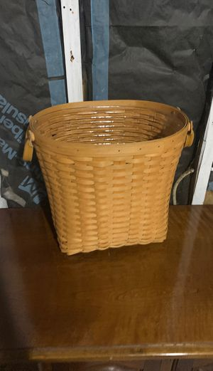 Longaberger basket for Sale in Milford, CT