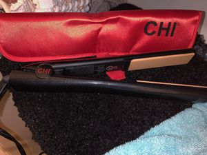 CHI hair straightener. Lighty used for Sale in Salinas, CA