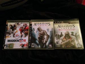 Playstation 3 games for Sale in Centreville, VA