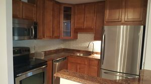 Kitchen Cabinets and appliances (refrigerator not included) for Sale in Chicago, IL