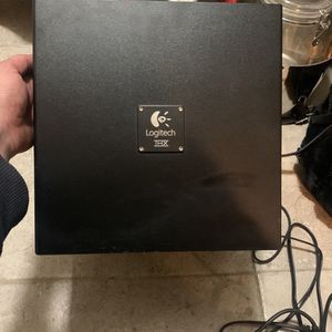 Logitech Z-5300 Home Stereo System Subwoofer And Amp In 1 for Sale in Chandler, AZ