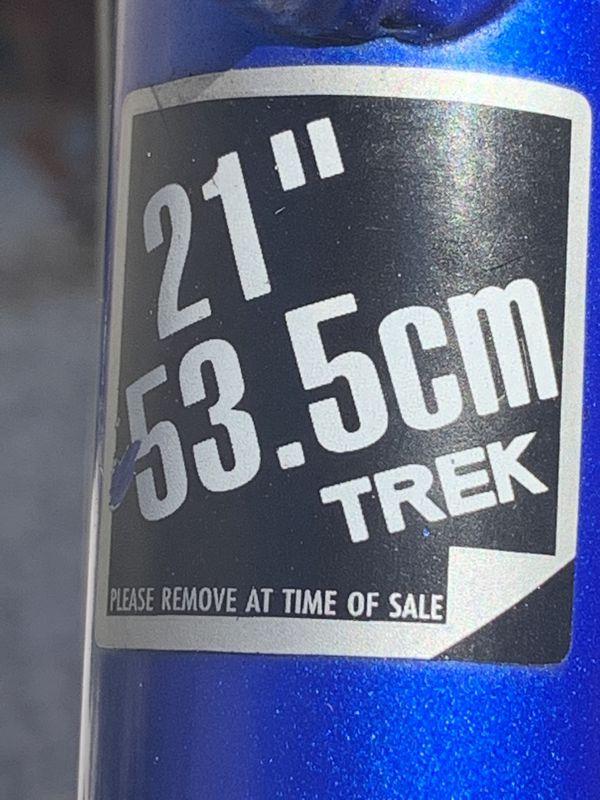 "Newly Tuned Up Trek 4300 Alpha Aluminum 26"" Wheels Retail Price:$530"
