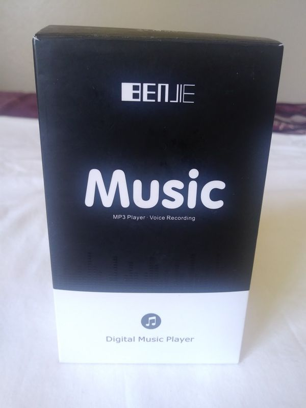 Benjie music mp3 player