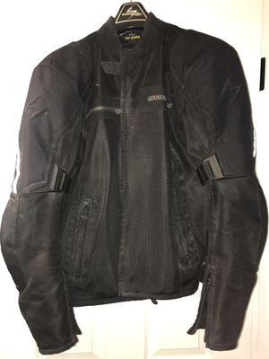 Scorpion EXO Black Motorcycle Jacket (L) for Sale in Tempe, AZ