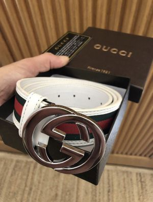 """Gucci belt 30 34"""" inch waist like new for Sale in Scottsdale, AZ"""
