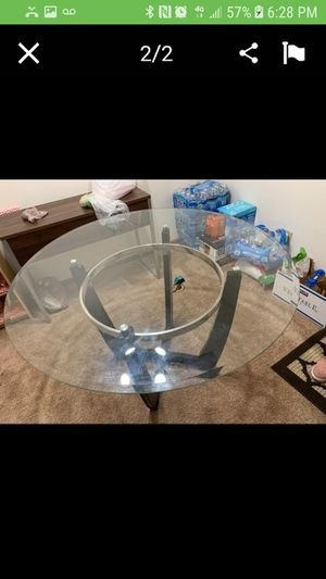 Dining/Kitchen table with 3 chairs only... for Sale in Florissant, MO