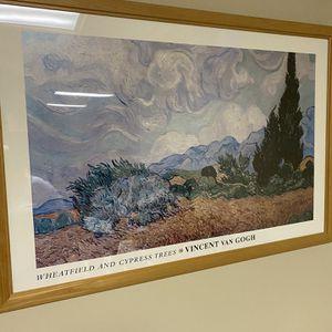Van Gogh Print for Sale in Mount Clemens, MI