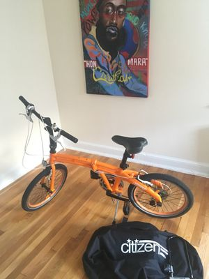 "GOTHAM Citizen Bike 20"" Folding Bike for Sale in Washington, DC"